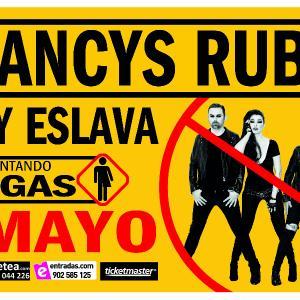 NANCYS RUBIAS PRESENTAN