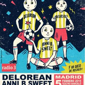 Fiesta 20 Aniversario Spanish Bombs, 5 feb en Mad y 6 en Bcn